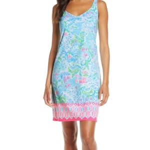 Adrianna Dress in What a Lovely Place Print